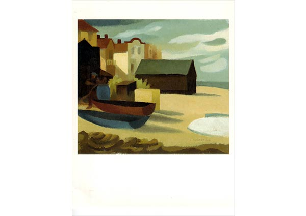 Aldeburgh, Greeting Card by Julia Heseltine - Thumbnail